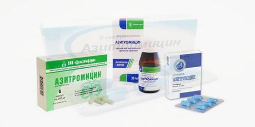 Азитроміцин при ангіні у дорослих і дітей: інструкція із застосування
