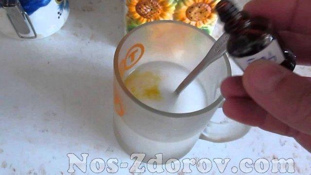 Чим промивати ніс при гаймориті в домашніх умовах