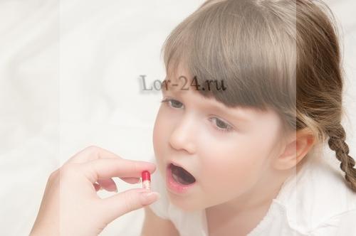Антибіотики при фарингіті: які пити, назви кращих препаратів