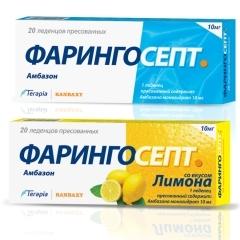 Лізобакт або Тантум Верде: що краще, характеристики і порівняння препаратів