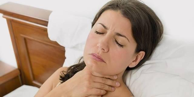 Печіння в горлі: причини, діагностика та лікування болю як ніби опік