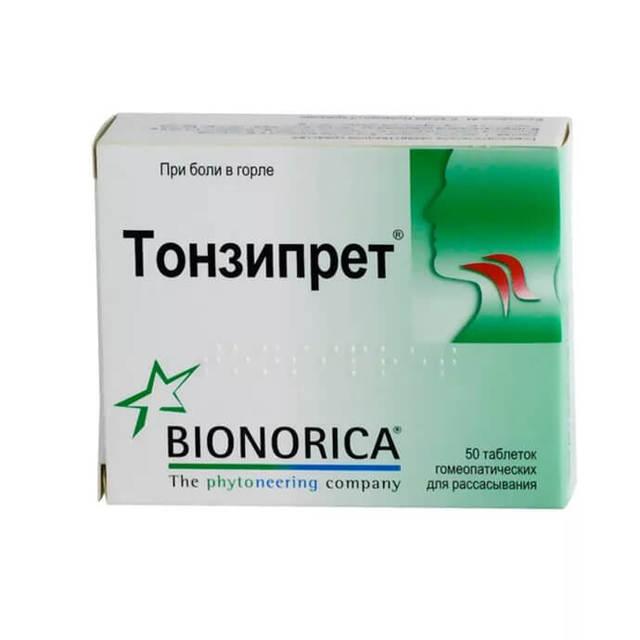 Тонзипрет: інструкція із застосування таблеток і крапель для дітей і дорослих