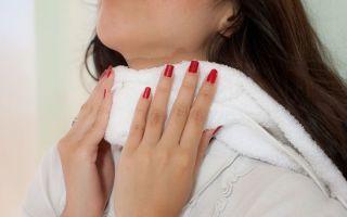 Чи можна гріти горло при ангіні, фарингіті і коли болить?