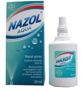 «Назол Аква»: інструкція із застосування спрею, побічні дії і протипоказання