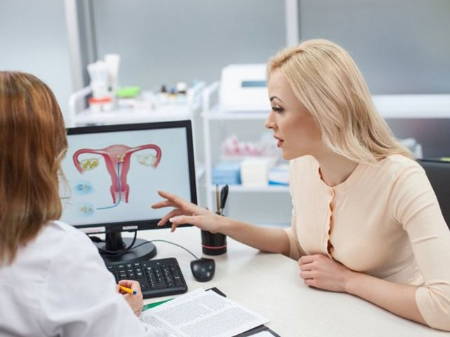 Ендометріоз шийки матки