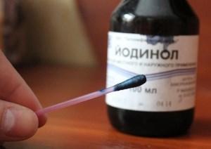 «Йодинол»: інструкція із застосування для полоскання горла дорослим і дітям