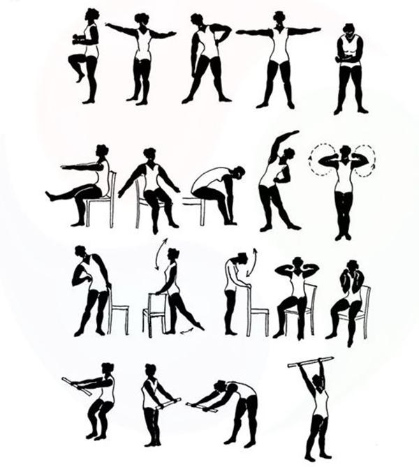 Вправи при євстахіїті: дихальна гімнастика, масаж і профілактика