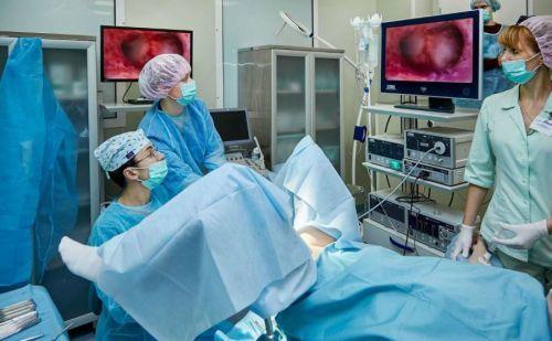 РДВ в гінекології