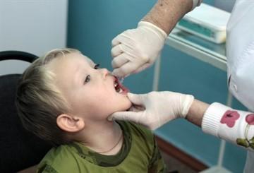 Чи можна робити щеплення від поліомієліту при нежиті?