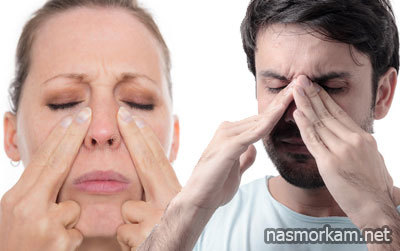 Болить лобова пазуха носа: що робити, причини і лікування