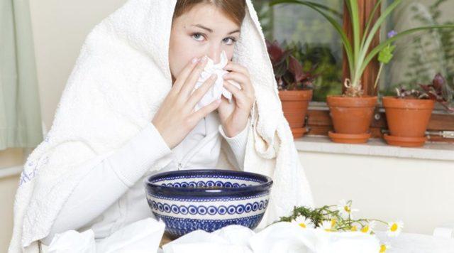 Алергічний риніт восени: причини і лікування