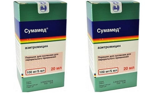 «Сумамед» або «Азитроміцин»: що краще для дитини, подібності та відмінності антибіотиків