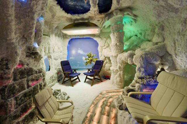 Соляна печера при гаймориті і нежиті: технологія лікування, чи можна