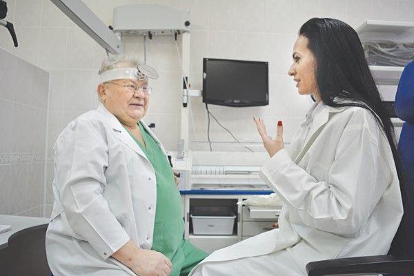 Лікування гаймориту лазером: особливості процедури її плюси і мінуси
