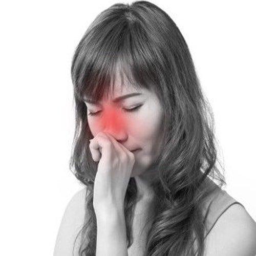 Гайморит без температури, нежитю і закладеності носа: чи може бути