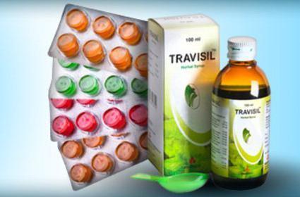 Травісил: інструкція із застосування льодяників, мазі і сиропу, аналоги