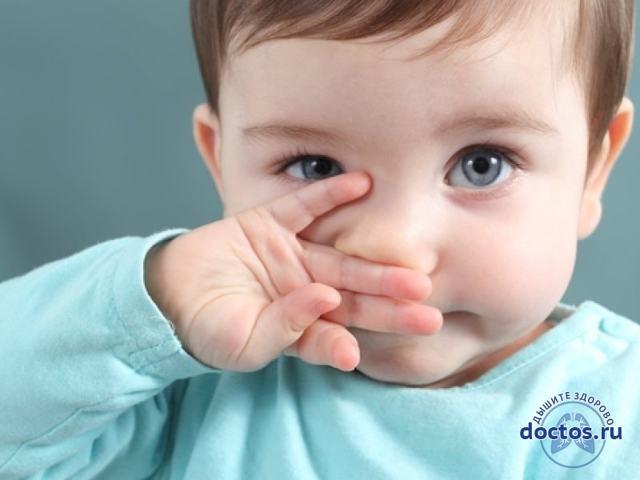 Кровотеча з носа у дітей: причини і лікування, перша допомога