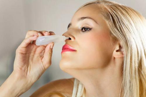 Чи можна капати в ніс Хлоргексидин при нежиті і гаймориті: інструкція застосування