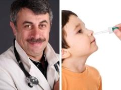 Альбуцид в ніс дітям і дорослим: інструкція із застосування при нежиті