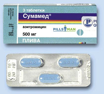 Флемоксин Солютаб або Сумамед: що краще, порівняння препаратів і в чому різниця