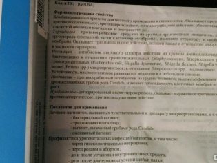 «Вільпрафен»: інструкція із застосування для дітей, дорослих і при вагітності