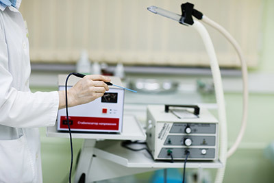 Лазерна деструкція шийки матки