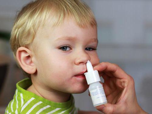 Снуп від нежиті і закладеності носа: застосування препарату